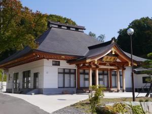鬼生山 廣度寺(きしょうざん こうどじ)本堂