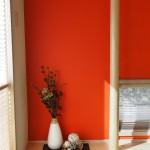 床の間を模した飾りスペース