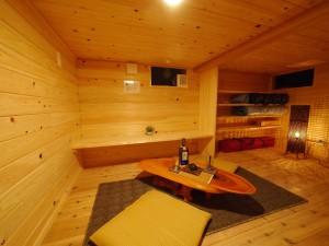 趣味の部屋や収納に最適な床下